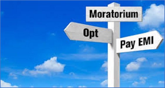 Moratorium facility- to take or not?